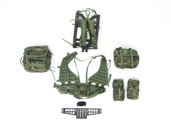 SMC Expeditionary Unit LRP John Woodland Tactical Pouches and Vest Set