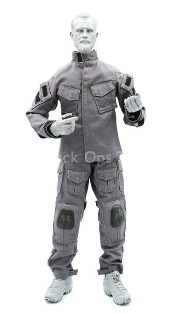 Galac-Tac - Urban Raider - Grey Uniform Set