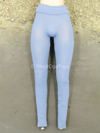 Yoga Suit - Light Blue Pants