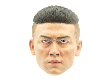 Chinese PLA - Special Forces - Asian Male Head Sculpt