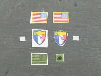 Army National Guard California - Patch Set