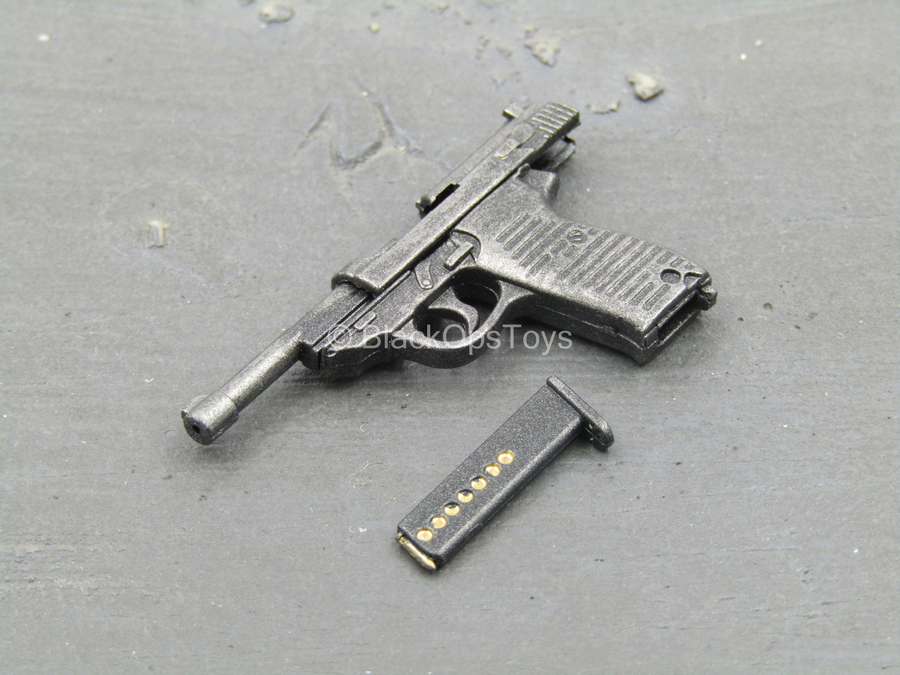 WWII - French Resistance - Walther P38 Pistol