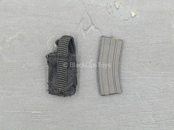 10th Mountain Division MSG - 30 Round 5.56 Magazine w/Mag Pouch