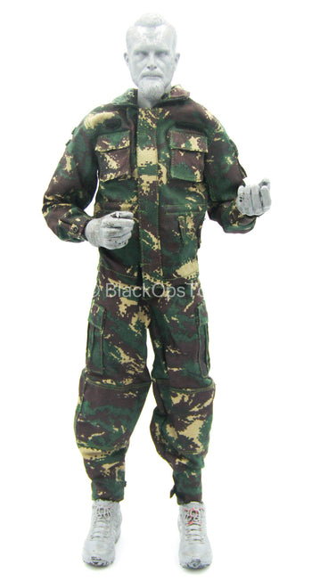Chinese PLA - Special Forces - Type 07 Camo Uniform Set