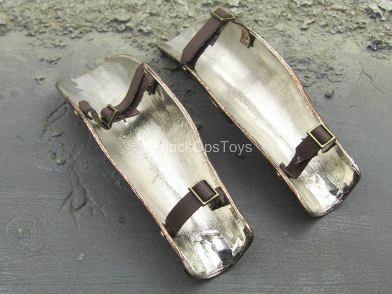 Rome Fifty Captain - Deluxe Edition - Metal Shin Guards