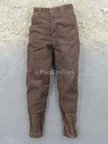 WWII - French Resistance - Brown Pants