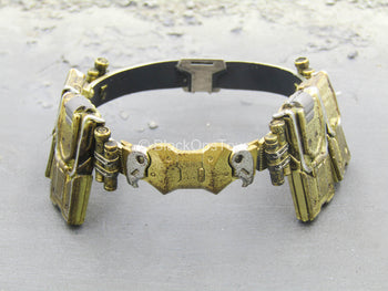 Batman - Arkham Knight - Gold Colored Utility Belt