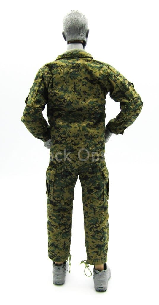 "USMC - Captain ""Arthur Fenton"" - Digital Woodland Uniform Set"