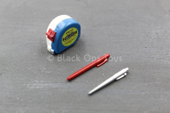 Weekend Projects - Pen & Tape Measure Set