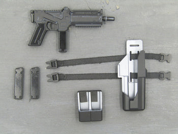 GI JOE - Snake Eyes - SMG & Drop Leg Holster Set