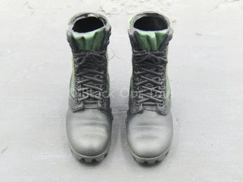 "USMC - Captain ""Arthur Fenton"" - Jungle Combat Boots (Foot Type)"