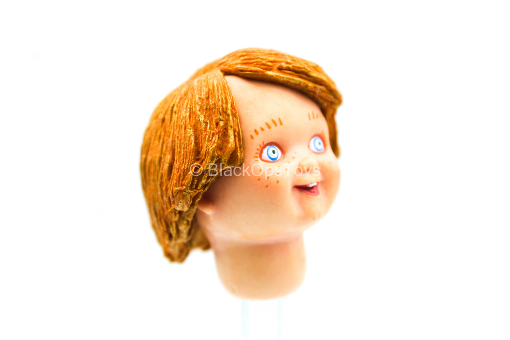 1/12 - Chucky - Head Sculpt (Type 1)