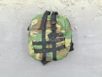 "USMC - Captain ""Arthur Fenton"" - Woodland Backpack"