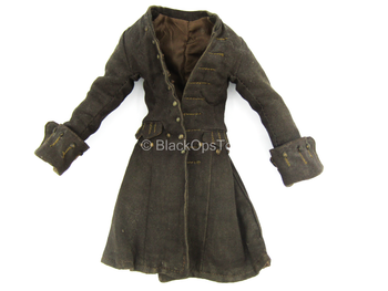 POTC DMC Jack Sparrow - Brown Pirates Coat