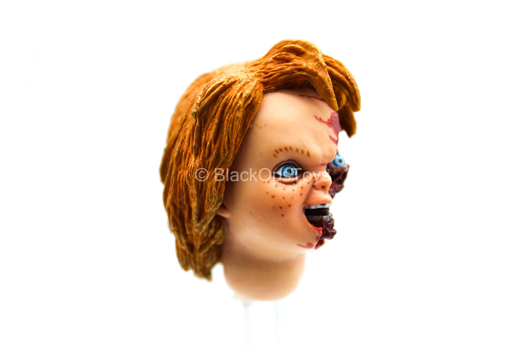 1/12 - Chucky - Head Sculpt (Type 4)