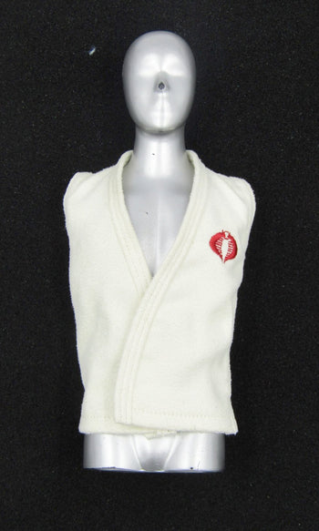 COBRA  - Storm Shadow - White Tunic Top