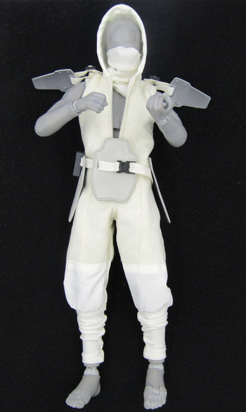 COBRA - Storm Shadow - White Jump Suit Set