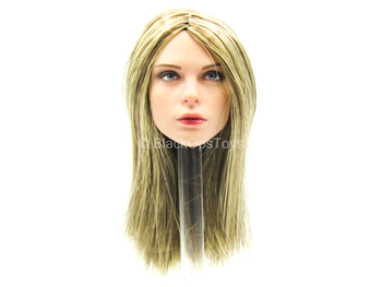 Female Shooter - Python Villa - Female Head Sculpt
