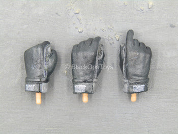10th Mountain Division MSG - Black Gloved Hand Set (x3)