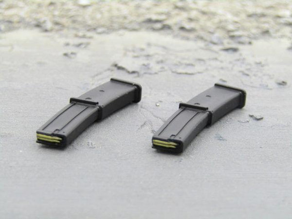 Easy & Simple 26009R SMU Tier 1 Navy Seal Zero Dark Thirty Operator Type A Black MP7 Magazines x2