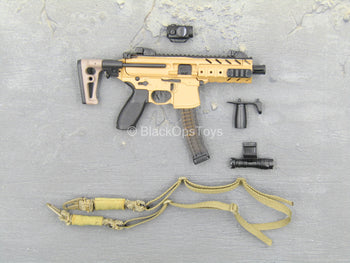 Pisces - Lucy - Tan SIG MPX K Submachine Gun Set