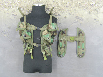 U.S. Navy Seal - Woodland Vest