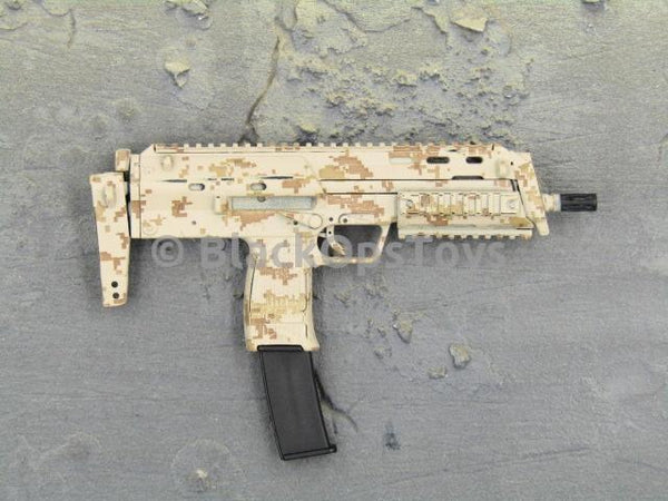 Easy & Simple 26009R SMU Tier 1 Navy Seal Zero Dark Thirty Operator Type B AOR MP7 Submachine Gun