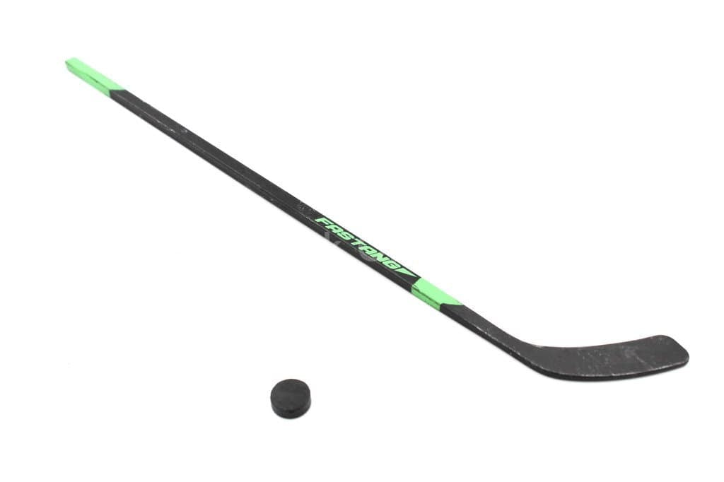 TMNT - Casey Jones - Hockey Stick & Hockey Puck