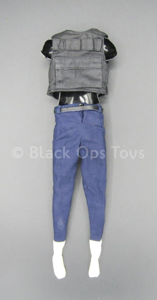 Star Wars - Han Solo - Black Pants w/Socks & Grey Vest