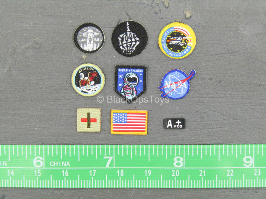 Pisces - Lucy - Patch Set