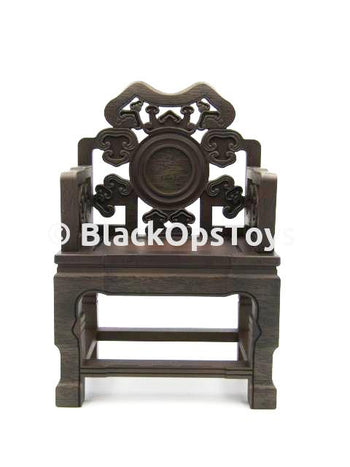 Hot Toys Iron Man The Mandarin Chinese Style Antique Wooden Chair