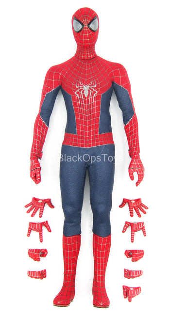 The Amazing Spider-Man 2 - Male Base Suited Body w/Hand Set (x11)