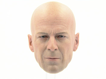 GI JOE - Joe Colton - Bruce Willis Headsculpt