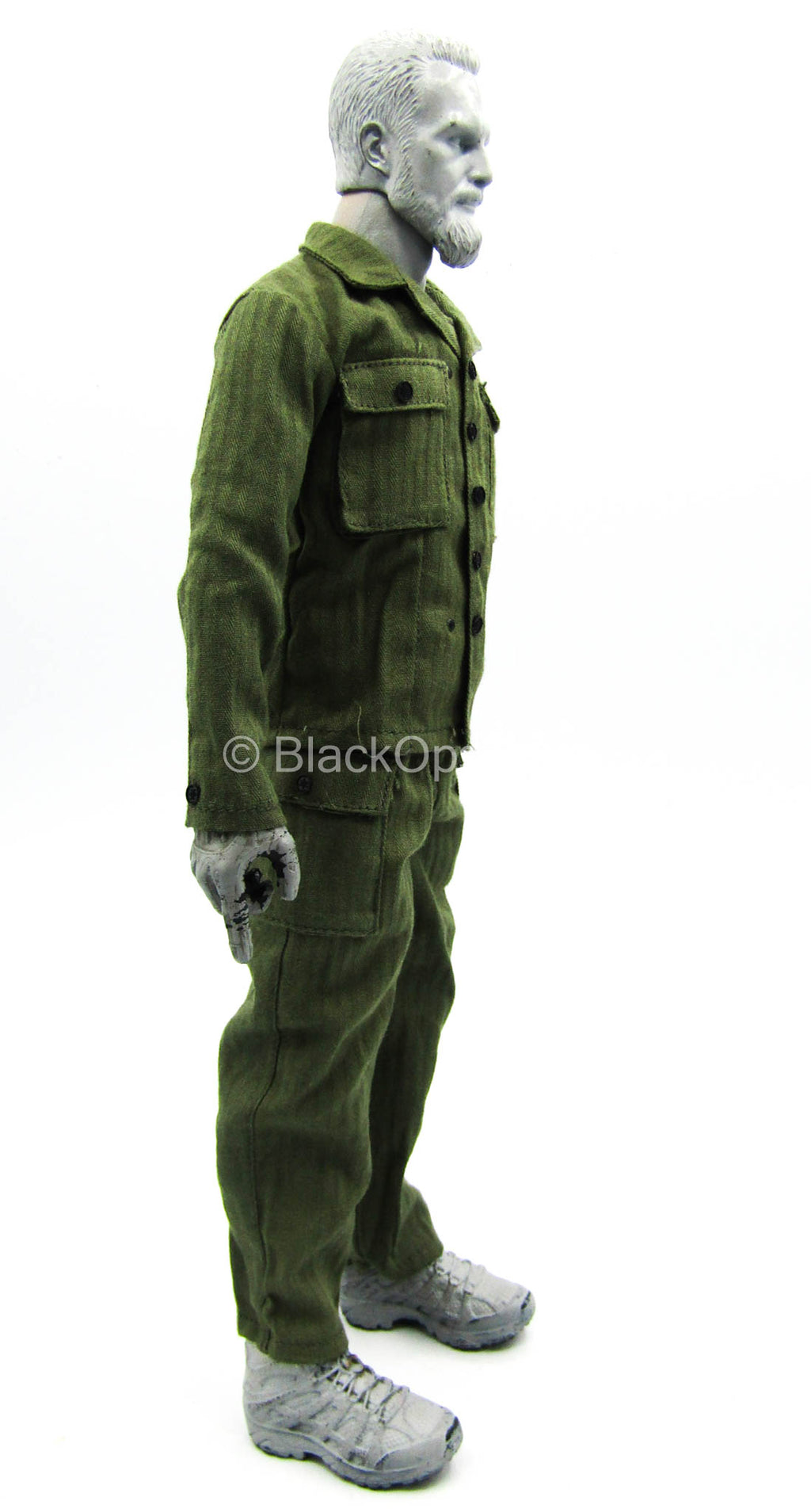 WWII - US Ranger Private Sniper - M41 Military Uniform Set