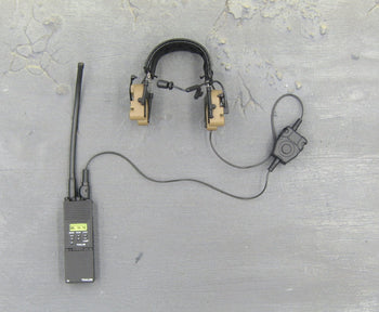 PMC Urban Sniper - Headset & Radio Set