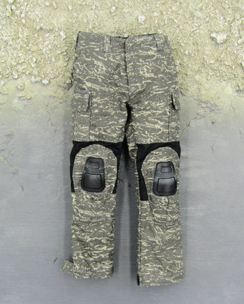 "Doomsday End War Death Squad ""K"" Caesar Call Of Duty Ghosts Grey Tiger Stripe Combat Pants"