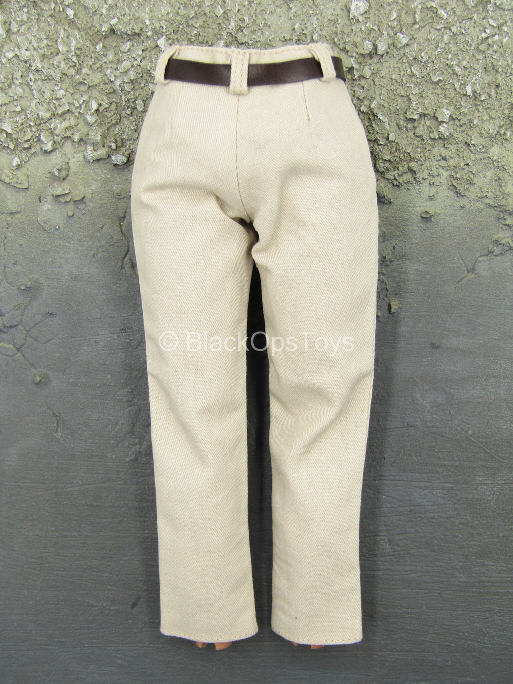 Men's Jacket Suit - Pants w/Leather-Like Belt