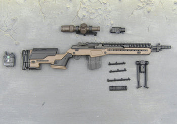 PMC Urban Sniper - M-14 Assault Rifle Set