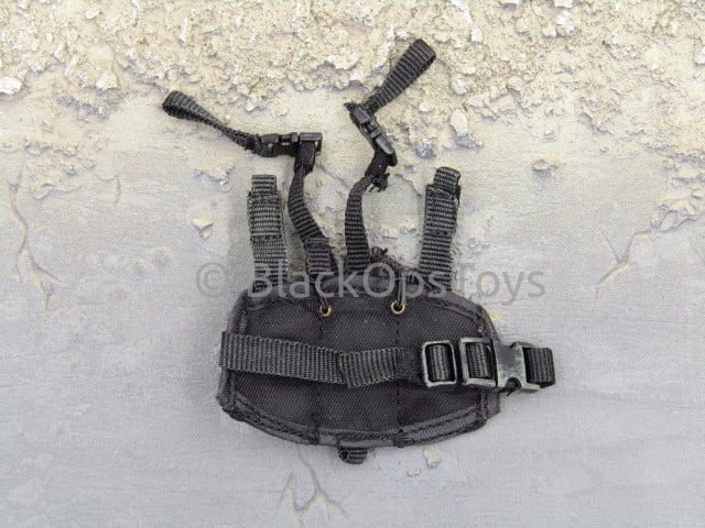 Combat Girl Series Female PMC GEMINI - VICKY Black Pistol Dropleg Holster