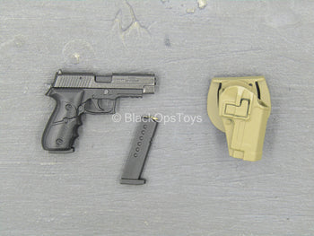 NSW OPS Overwatch - Sharpshooter - SIG P220 Pistol w/Holster