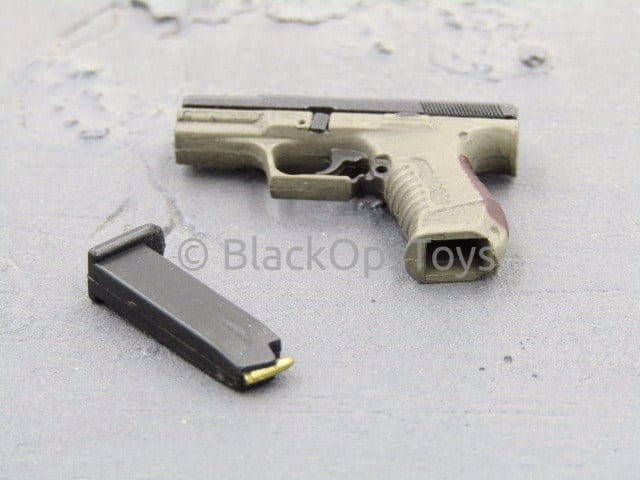 Combat Girl Series Female PMC GEMINI - VICKY Walther PK380 Pistol