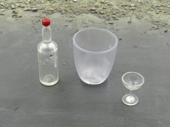 JAMES BOND 007 - Vodka & Ice Bucket Set