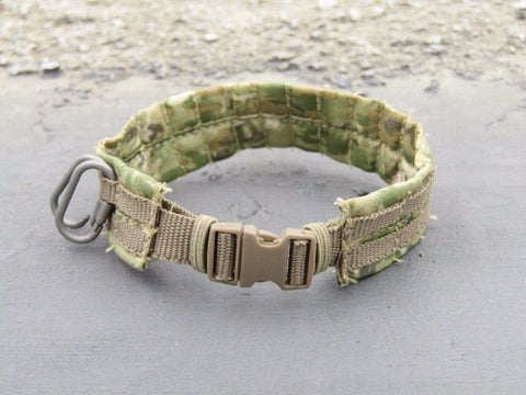 Army SF Green Beret Joe Brennan Multicam Molle Padded Combat Belt