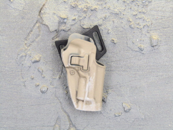 Army SF Green Beret Joe Brennan Safari Land 92FS Hip Holster