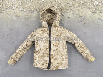 Very Cool Female Desert AOR Digital Camouflage Women Soldier Camo Jacket