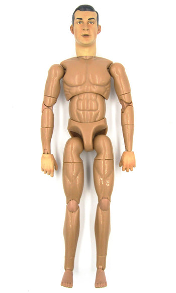 James Bond 007 - Male Base Body w/Sean Connery Likeness