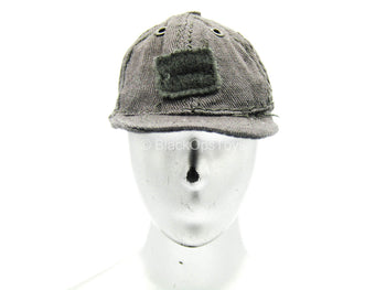 Adventure & Tactical Set E - Grey Cap w/Hook & Loop Panels