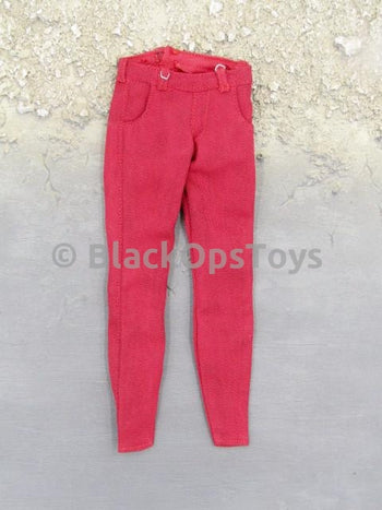 Phicen Female PainKiller Jane Comic Book Character Red Pants