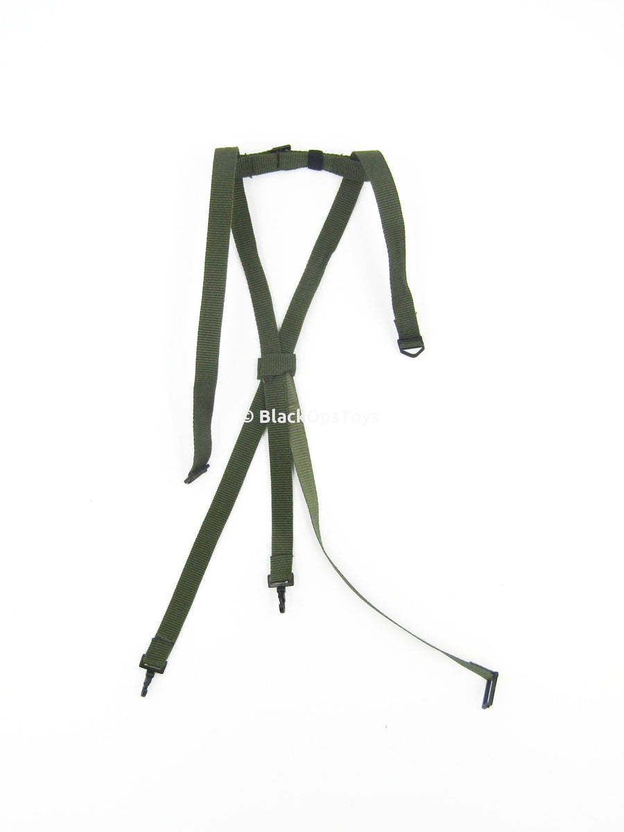 Metal Gear Solid Snake The Phantom Legend V OD Green Harness
