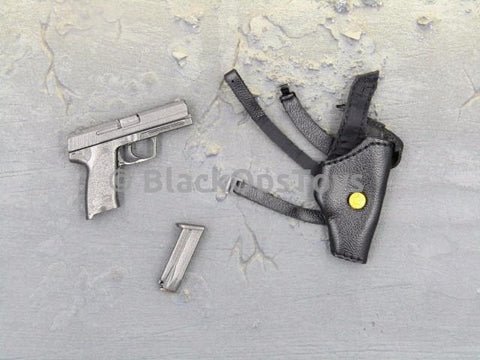 Phicen Female PainKiller Jane Comic Book Character Right Leg Pistol & Holster
